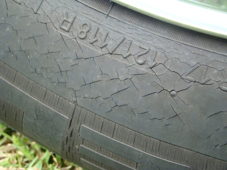 Tire Crack Filler : From the field to garage bringing your vintage