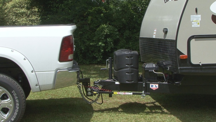 Understanding and Controlling Trailer Sway – RV 101® with