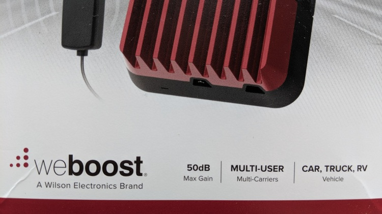 Product Review: The weBoost DRIVE REACH Vehicle Cell Signal